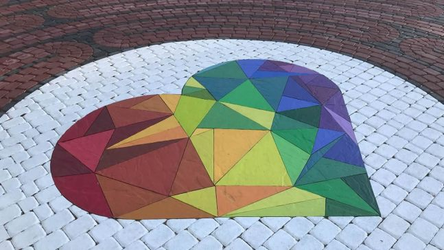 Orlando se pinta de colores tras masacre de Pulse