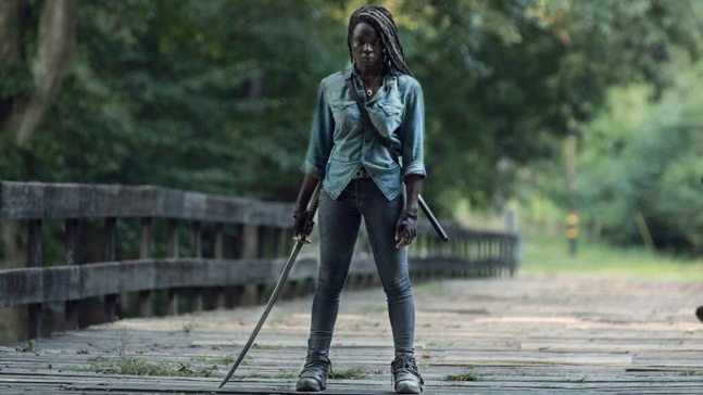 """Michonne"" confirma su salida de ""The Walking Dead"""