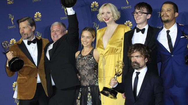 """Los Emmy: sin presentador y """"Game of Thrones"""" como favorita"""