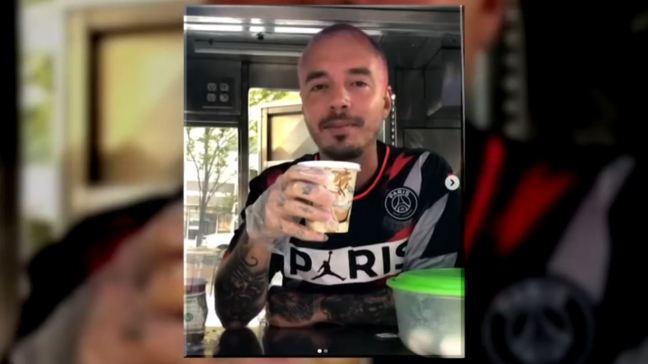 J Balvin vende café en pleno corazón de NYC