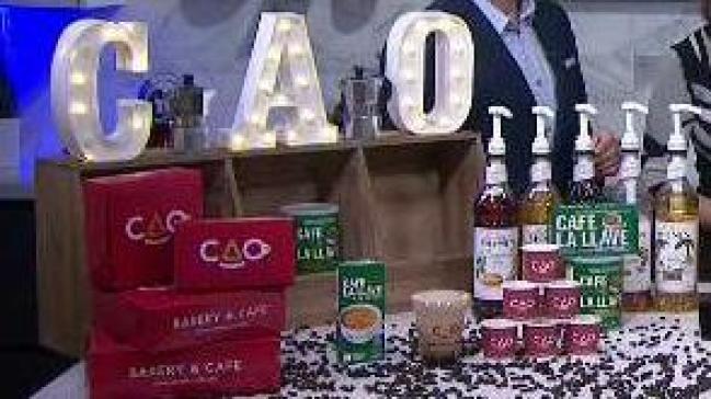 Día Nacional de Cafe con CAO