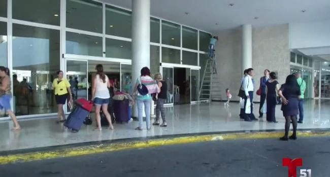 [TLMD - MIA] Turismo cubano experimenta descenso del 7%