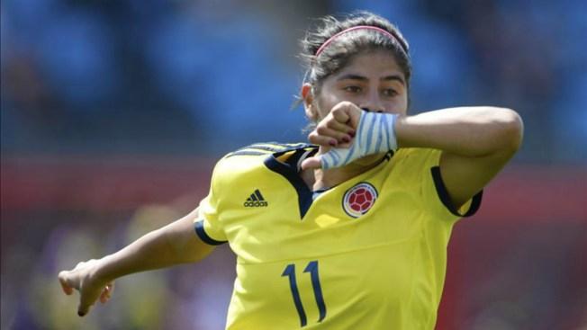 Colombia sorprendió a Francia 2-0