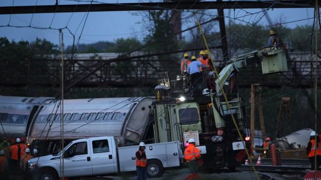 Identifican a fallecidos en accidente de tren