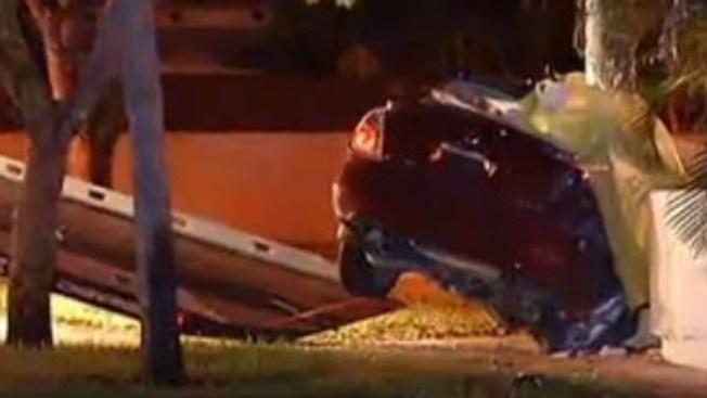 Miami Lakes: 3 muertos en violento accidente