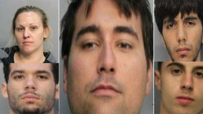 Acusados de prostitución de una menor