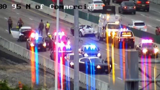 Accidente fatal en la I-95 deja un muerto