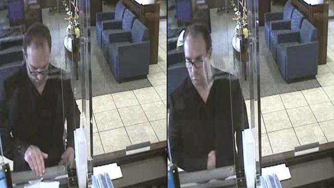 El FBI busca a un hombre que robó un banco