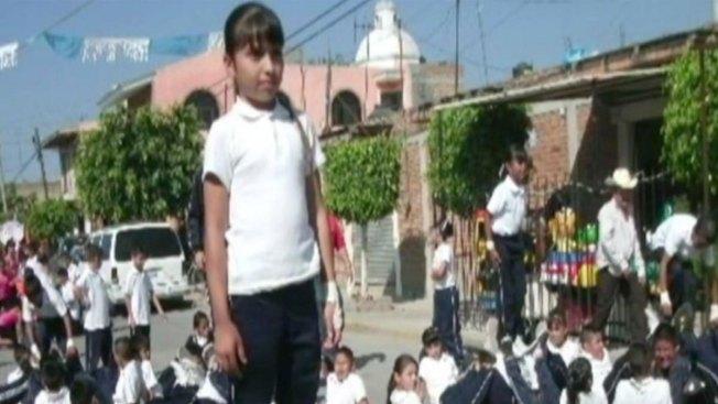 Alondra Díaz cada vez más cerca de su madre