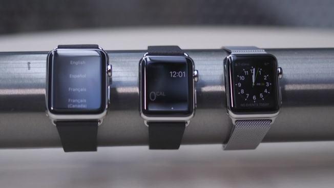 Tiendas selectas lanzan el Apple Watch