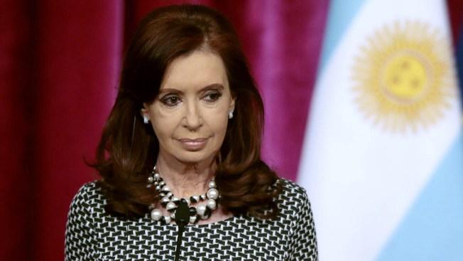 Cristina Kirchner reacciona ante denuncia