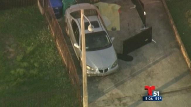 Hombre asesinado a tiros frente a su casa