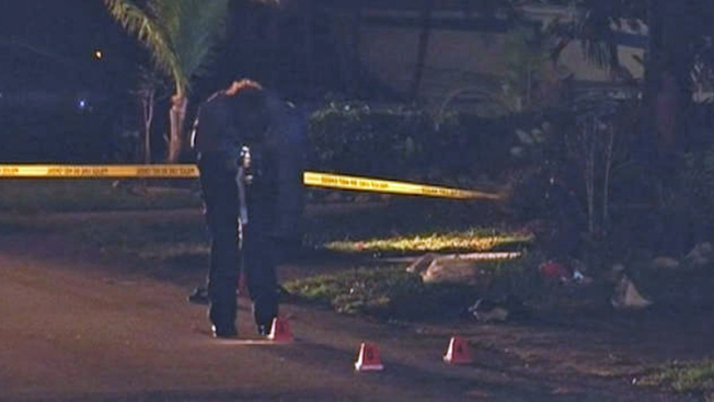Miramar: Dos jóvenes heridos en tiroteo