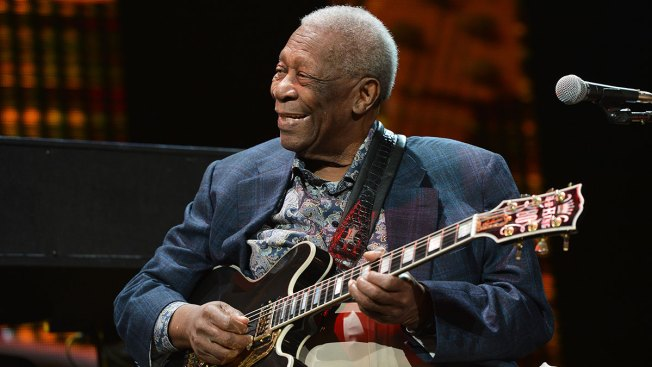 Muere B.B. King, leyenda del blues