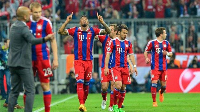 Bayern aplasta a Porto 6-1