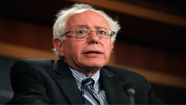 Senador Bernie Sanders tras la presidencia