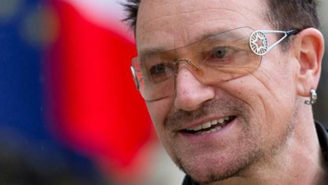 Glamour premia a Bono dentro de las mujeres del año