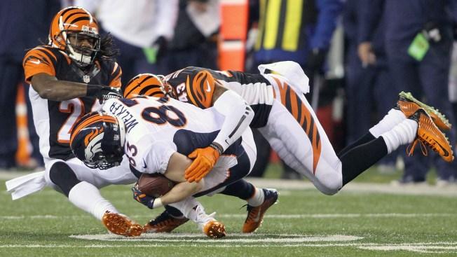 Broncos ayudan a Brady en los playoffs