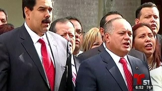 EEUU investiga a Cabello por narcotráfico