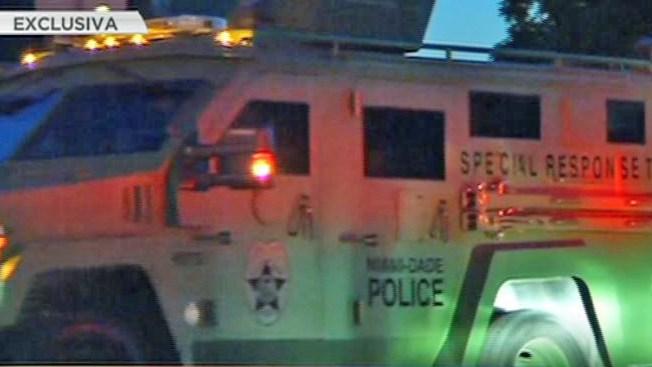 Miami: hallan coca, marihuana y armas en casa