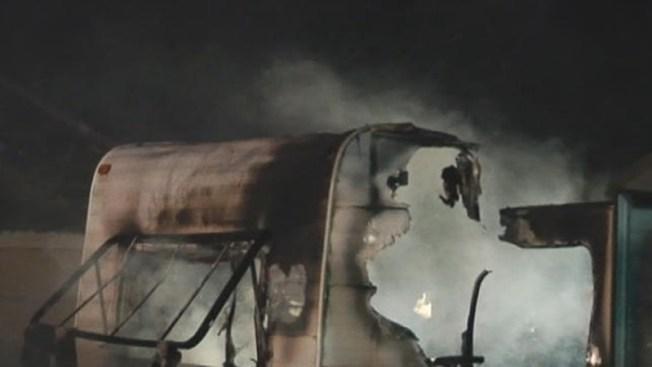 Mujer muere en medio de un incendio