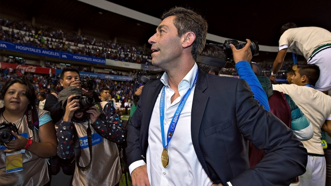 Caixinha, primer portugués campeón en México