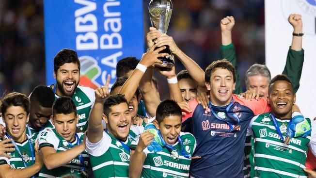 Santos Laguna, campeón de la Liga MX