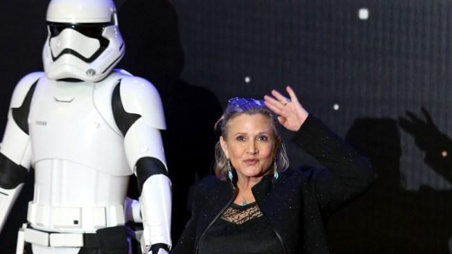 Fallece a los 60 años la actriz Carrie Fisher