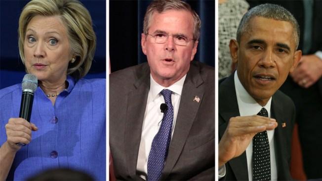 Bush culpa a Obama y Clinton por ascenso de ISIS