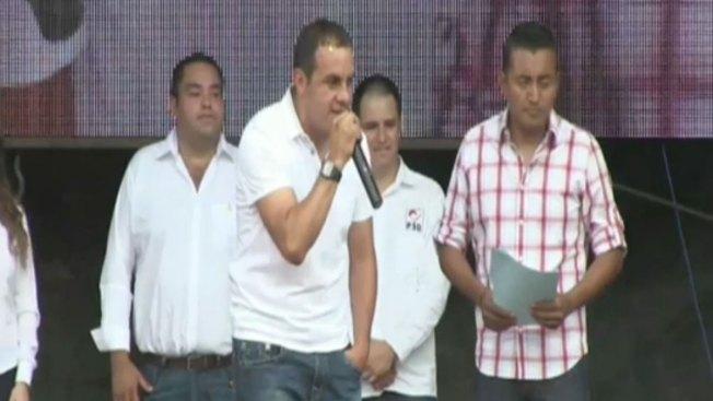 Cuauhtémoc Blanco asegura cumplirá promesas