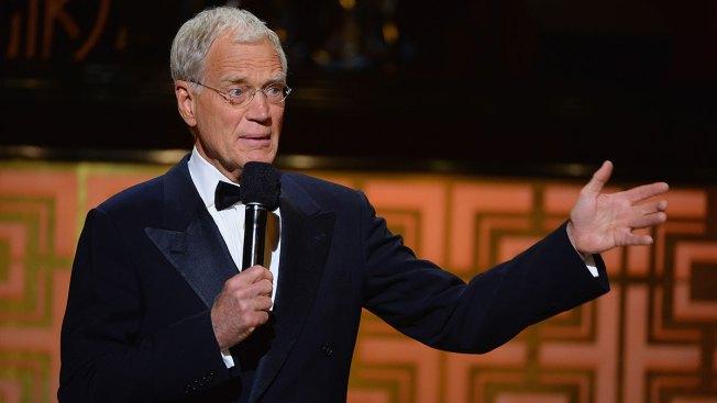 David Letterman afligido por su retiro