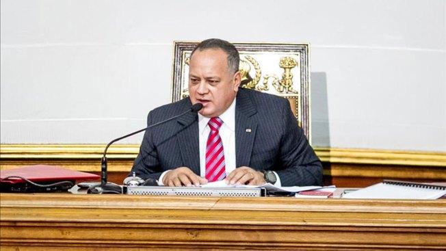 Diosdado Cabello investigado por narcotráfico