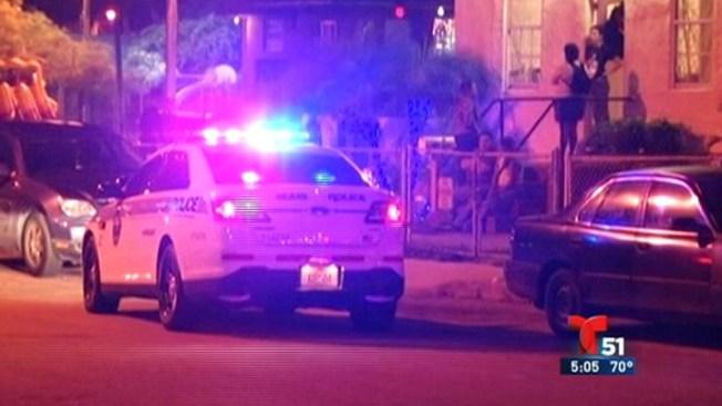 Pequeña Habana: joven baleado en el pecho