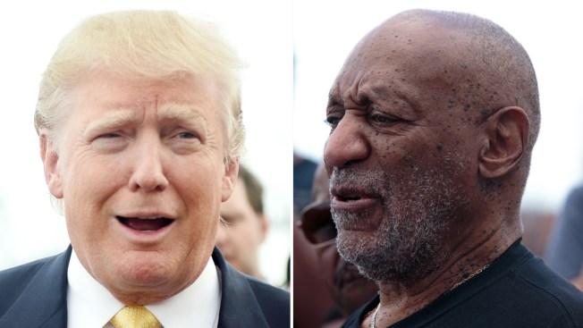 Hollywood defiende estrellas de Trump y Cosby