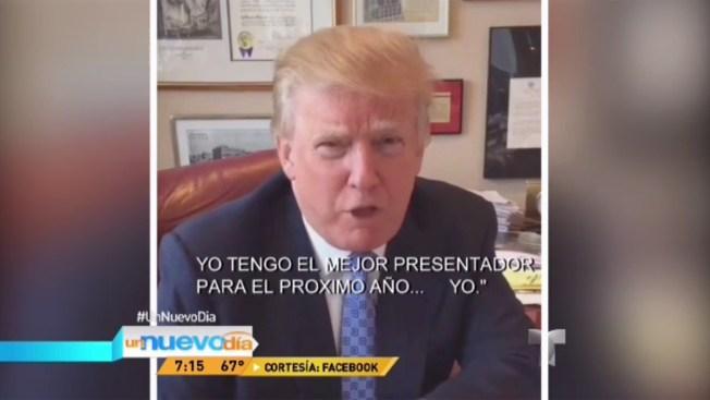 Los Oscar: Trump lamenta triunfo mexicano