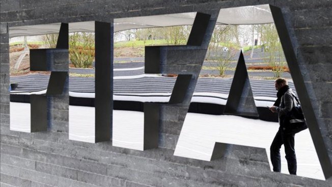 Dirigentes de la FIFA detenidos en Suiza