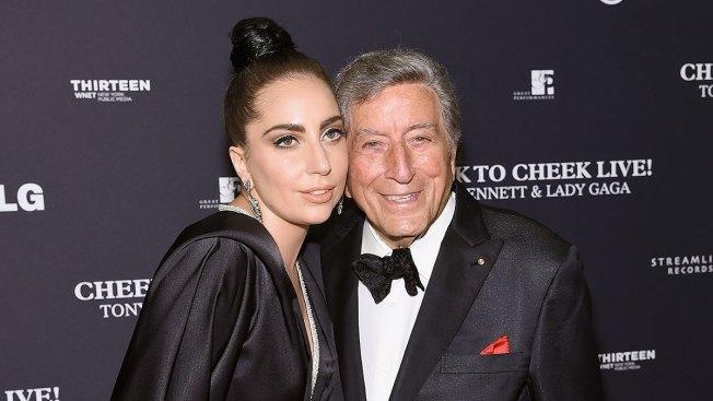 Gaga y Bennett grabarán otro disco juntos