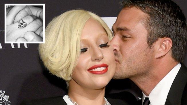 Lady Gaga se compromete con Taylor Kinney