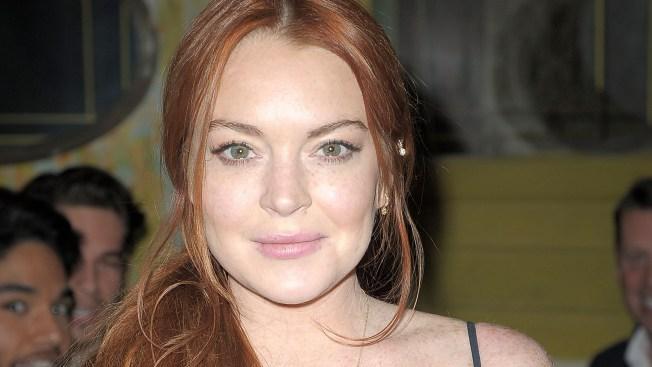 "Lindsay Lohan dice que se siente ""muy mal"" por Weinstein"