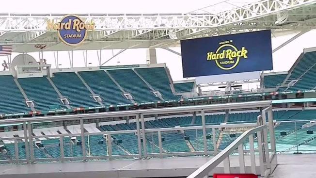 Buscan sede al Bucs-Dolphins por huracán Irma en Miami