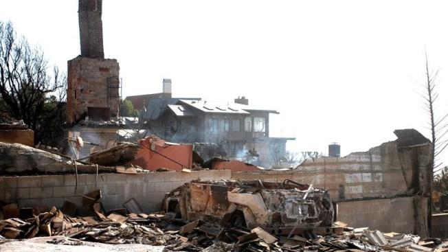 Empresa eléctrica, posible causante del devastador incendio en California
