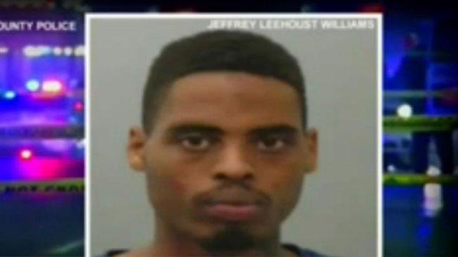 Comparece acusado de disparar a policías