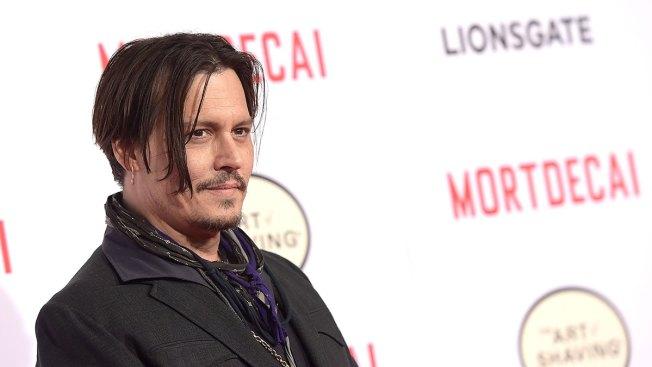 Depp tiene que sacar a sus perros de Australia