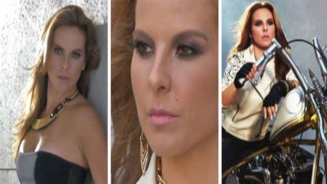 Kate del Castillo, fuerte y sexy en revista