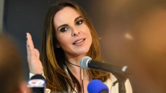 Kate del Castillo lamenta aún no poder grabar en México