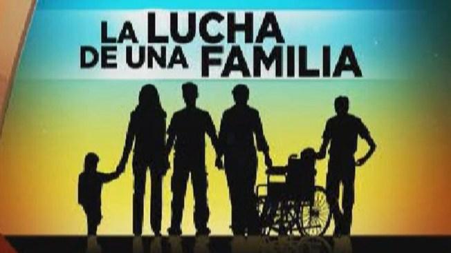 La lucha de una familia