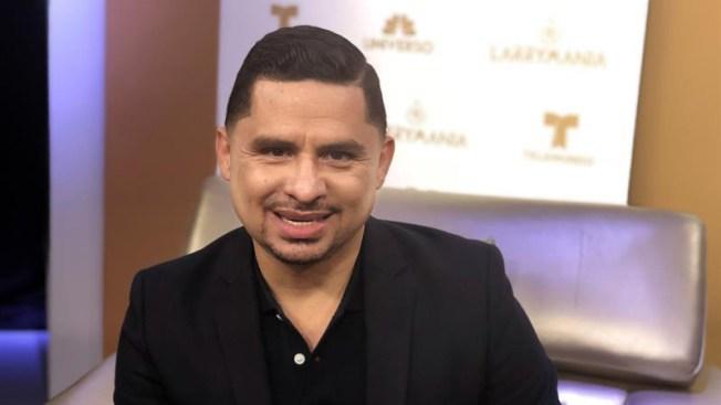 Larry Hernández revela que no puede cantar tras accidente