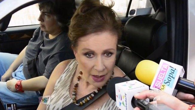 Laura Zapata desmiente a partido político