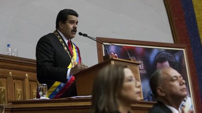 Maduro propone aumento al precio de la gasolina