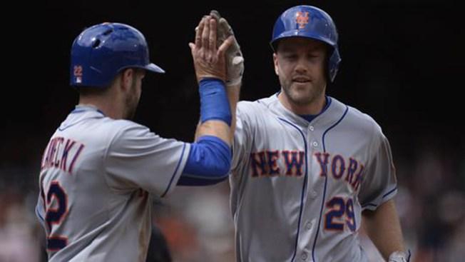 Los Mets vuelven a vencer a los Marlins